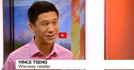 SquareTrade's MD Vince Tseng Featured on BBC Breakfast